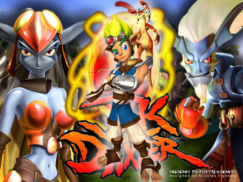Jak And Daxter The Precursor Legacy Wallpapers Jak And Daxter