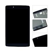 Купить Недорого Для LG G Pad 8,0 V480 V490 ЖК дисплей Дисплей матрица Сенсорный экран Сенсорная панель Стекло Tablet сборки Замена Онлайн Online H2 Купить