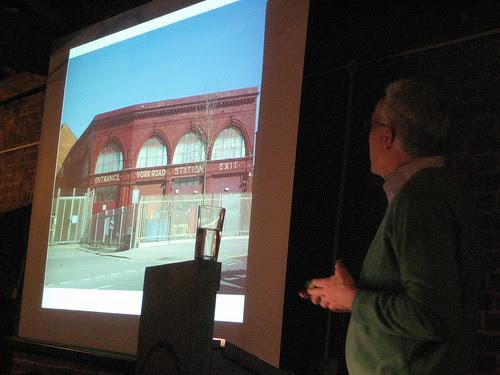 Christian Wolmar - How the Tube created London - York Road Tube - Westminster Society Talk