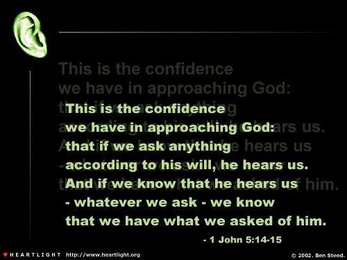 1 John 5:14-15 (36 kb)