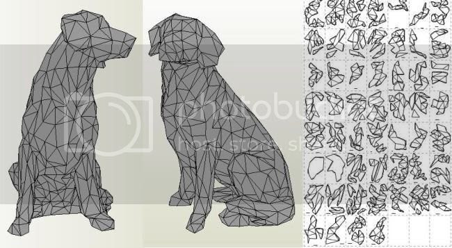 photo labrador.statue.papercraft.via.papermau.002_zpsk1t44p1z.jpg