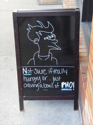 Futurama Fry pho