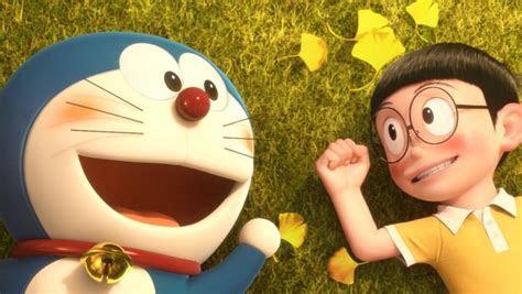 doraemon anime film scores big  asia  record hong