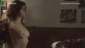 Anabela Moreira nua na serie Filhos do Rock