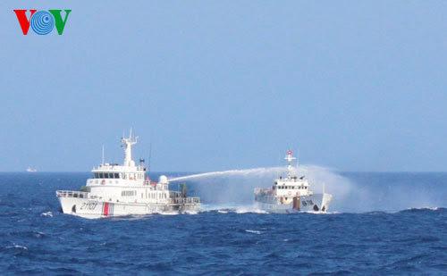 TQ, Biển Đông, kiểm ngư