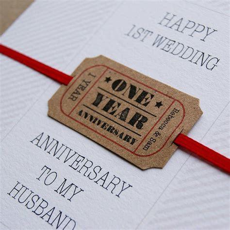 First Wedding Anniversary Gift Ideas   First Wedding