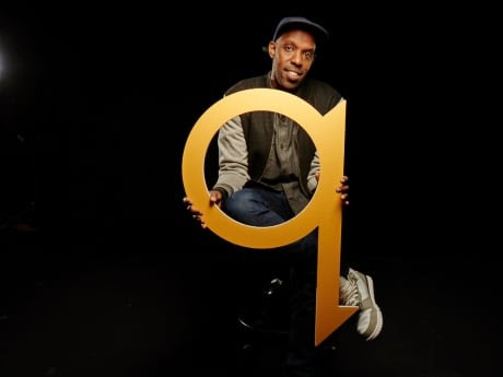 Shad with the new Q