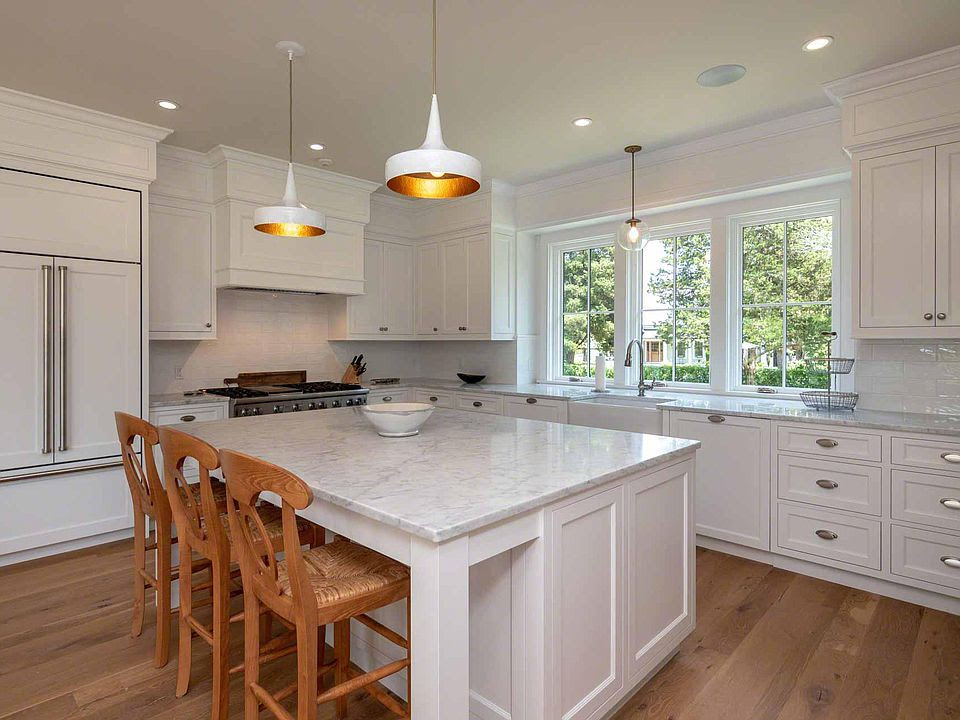 Painting Kitchen Cabinets White | Top 50 Pictures