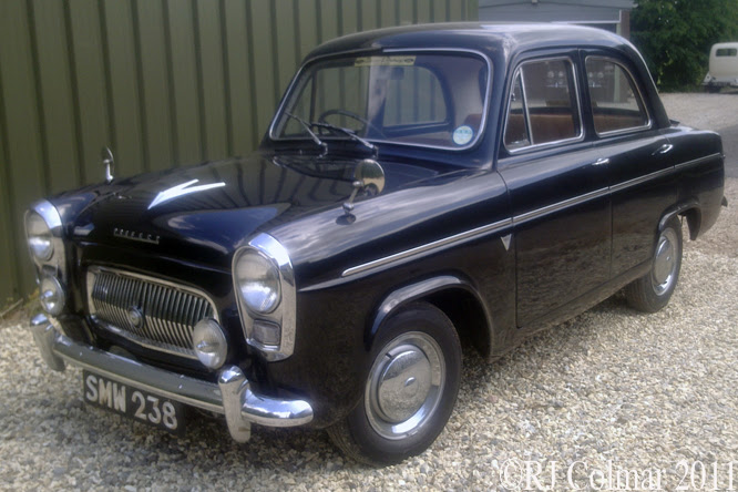 Ford Prefect, Atwell Wilson Motor Museum, 2011