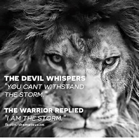Quotes About Being A Spiritual Warrior