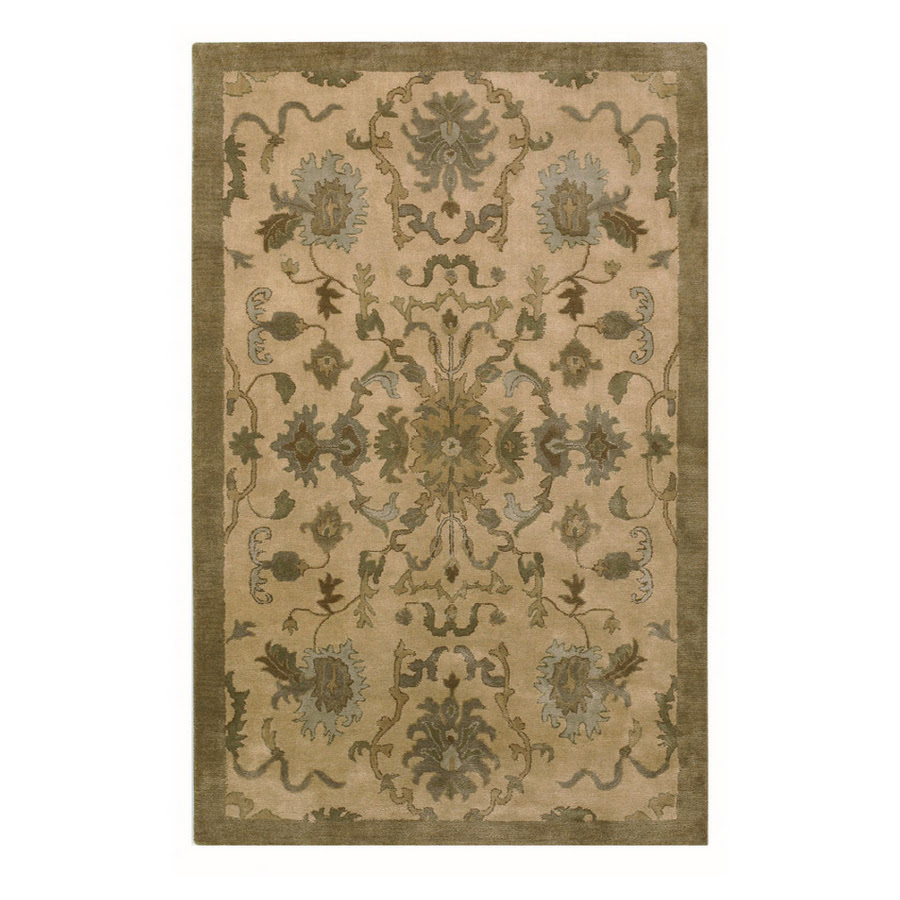 The Swiders Allen Roth Olena Plymouth Rug From Lowes