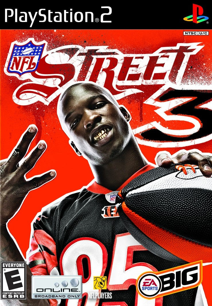 NFL Street 3 Review  IGN