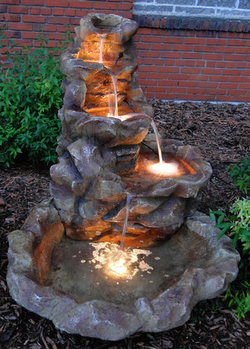 Why Would You Want An Outdoor Water Fountain? | Paradise Water ...