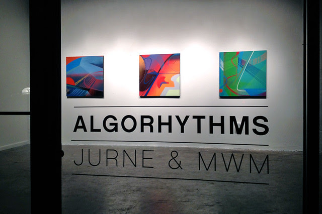 ALGORHYTHMS : JURNE & MWM.