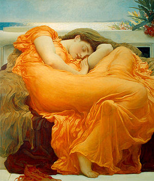 Flaming June Leighton
