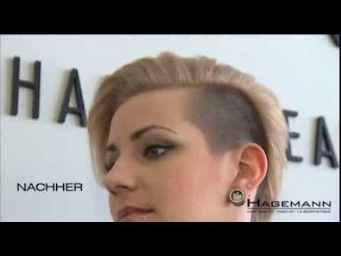 Einzigartige Sidecut Frisuren Frau Lange Haare