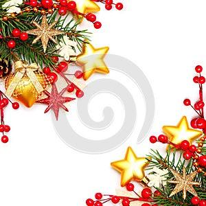Border - Christmas background