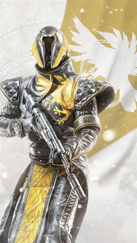 wallpaper warlock destiny   games