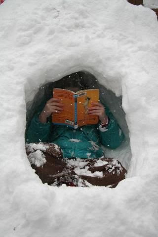 You can read anywhere. Cool..