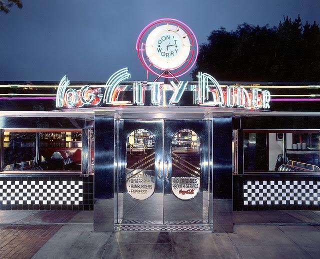 Fog City Diner, San Francisco