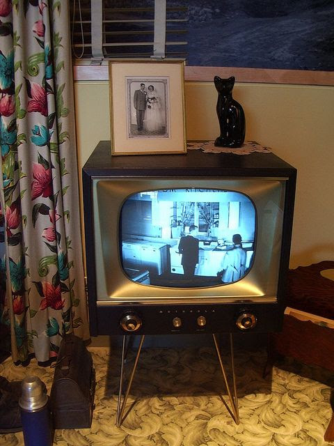 Vintage Home Decor | ... year ago 396 vintage home rockabilly 1950 s television decor