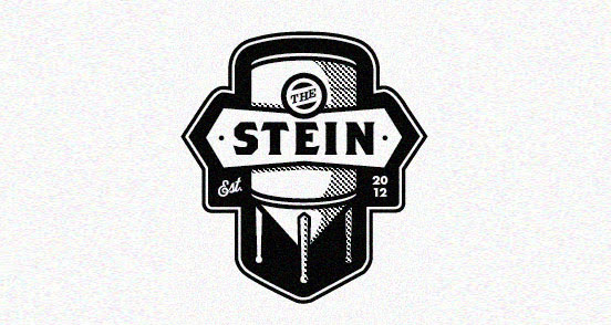 the stein l1 30 Creative Ribbon Logo Designs