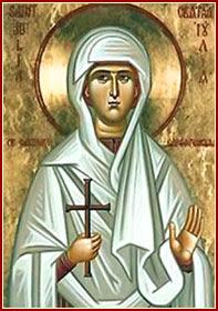 SANTA JULIA DE CÓRCEGA, Virgen y Mártir