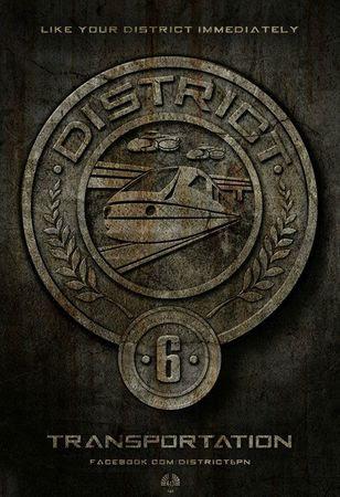 Hunger Games Affiche 6