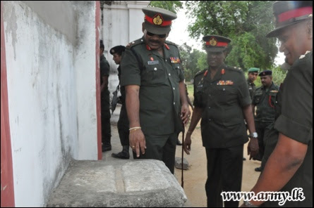 SL Army and Archaeology