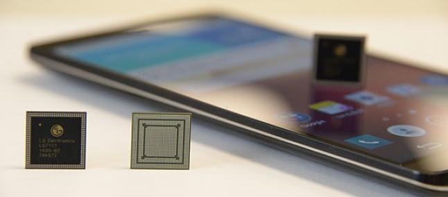 LG pode estar desenvolvendo chipset para comcorres Qualcomm e Samsung
