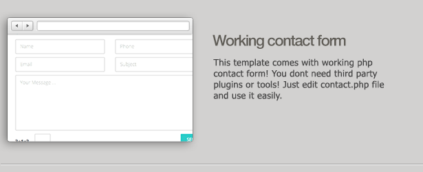 responsive html5 theme link