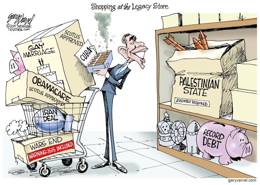 Image result for Obama legacy illustrations