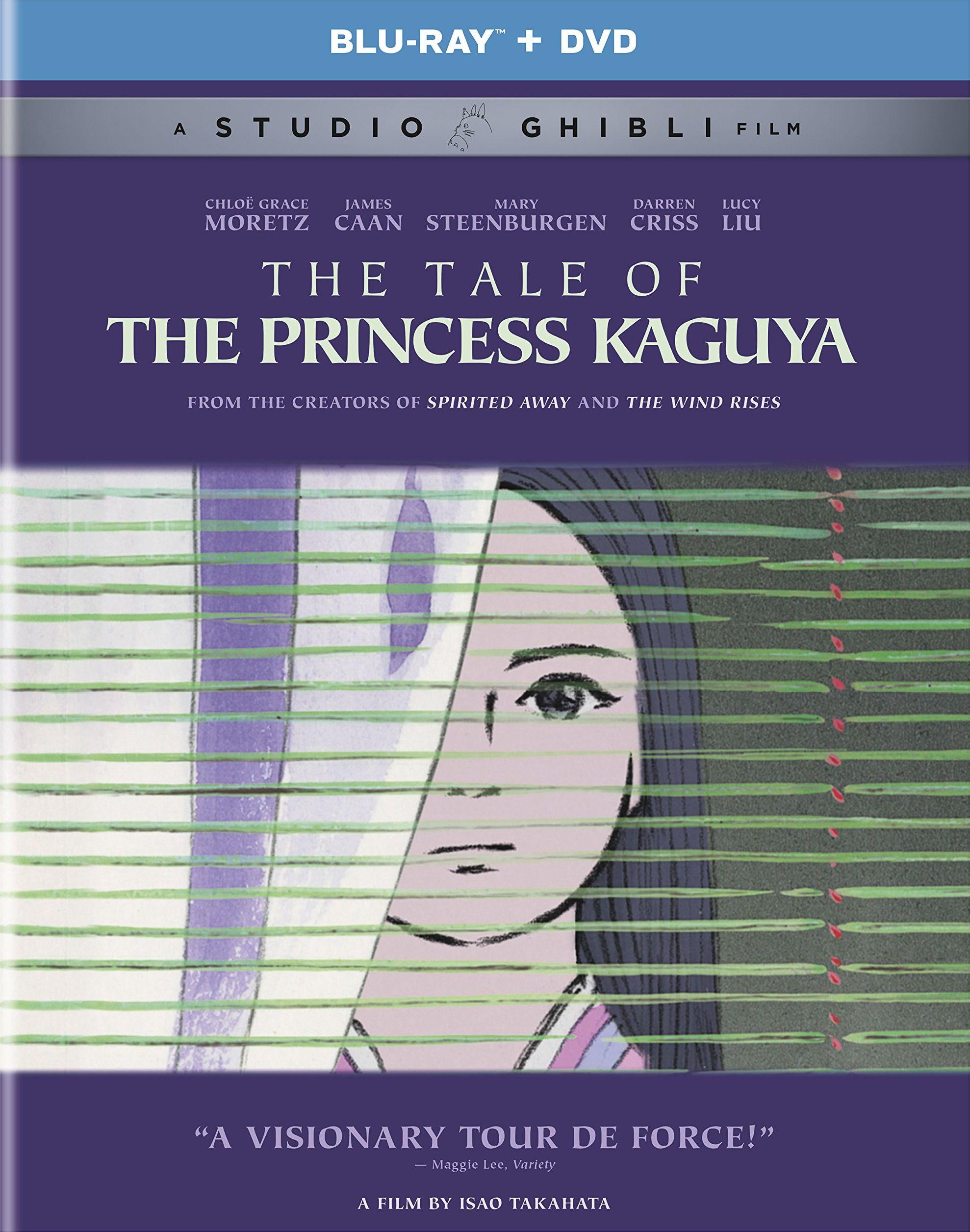 The Tale of the Princess Kaguya Blu-Ray