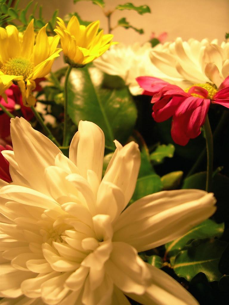 Birthday Cake Floral Arrangement