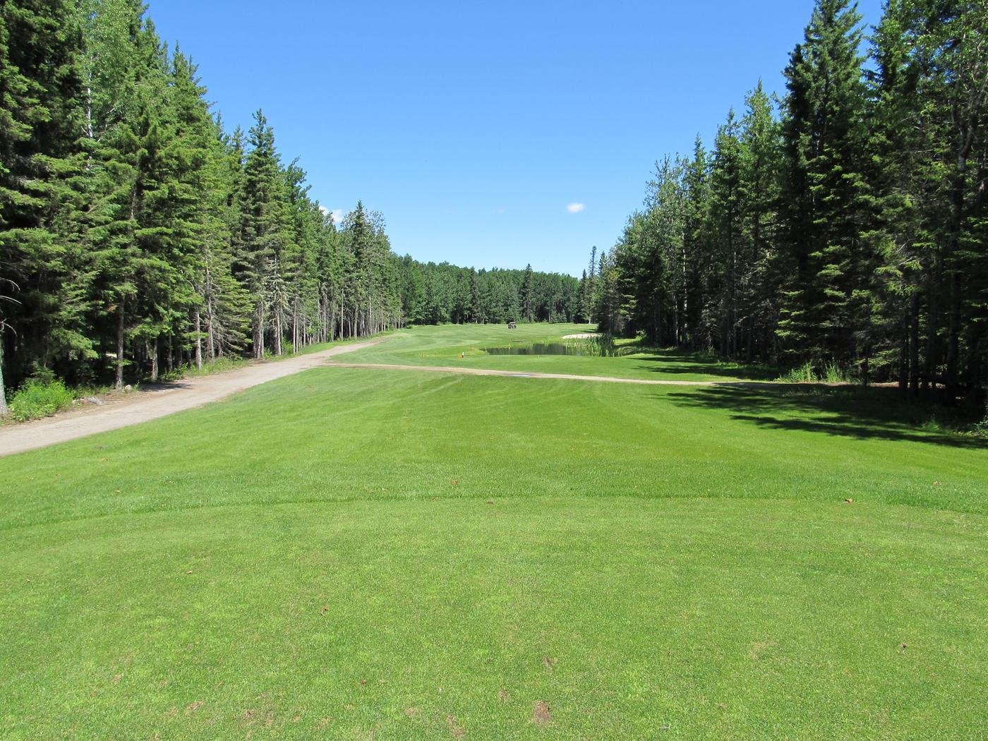 Candle Lake Golf Course in Candle Lake, Saskatchewan ...