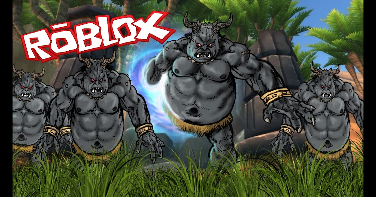 Game Com Free Roblox Monster Island Portal Battles Roblox