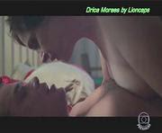 Drica Moraes nua na serie A formula