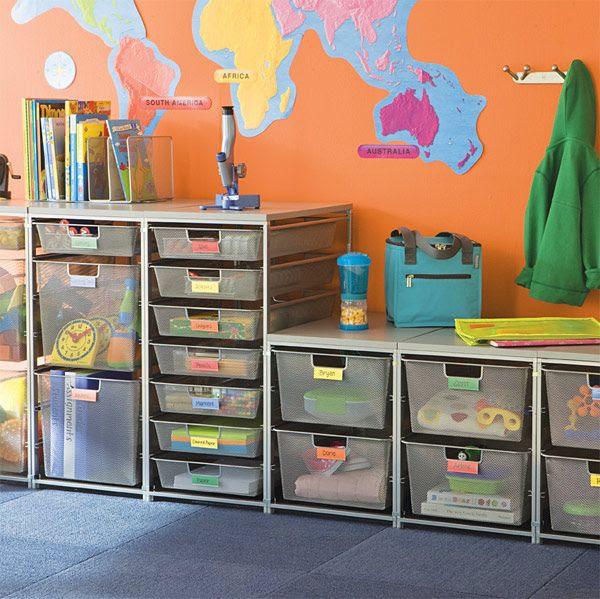 Homeschool Room inspiration!