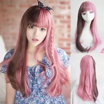 Cute Cosplay Hairstyles Wigs Anime Amino