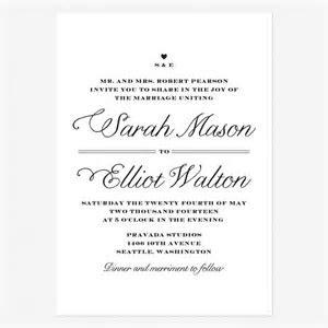 Modern Vintage Wedding Stationery from Love Vs. Design