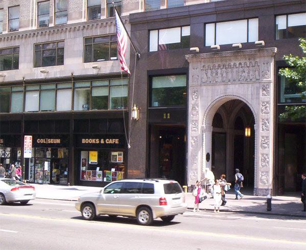 Coliseum Bookstore