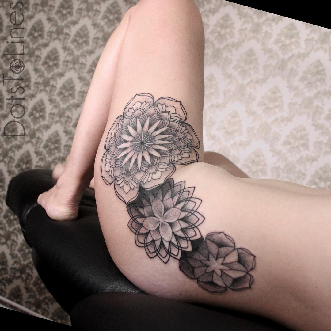 Mandalas Tattoo Best Tattoo Ideas Gallery
