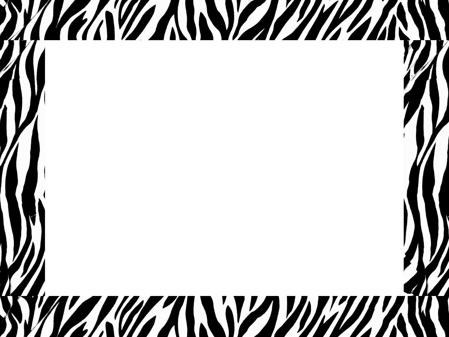 Editable business card template business card sample free printable zebra print border template reheart Images
