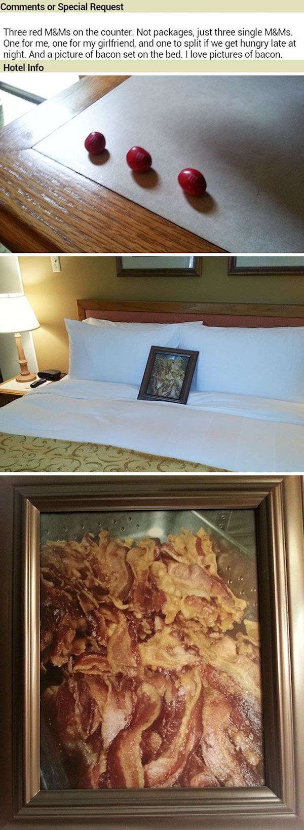 Lets All Get Real Weird With These Hilarious Hotel Requests
