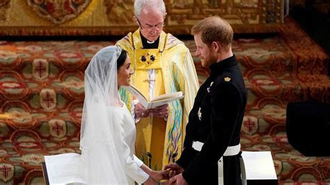 Royal Wedding: Prince Harry, Meghan exchange vows   TODAY.com