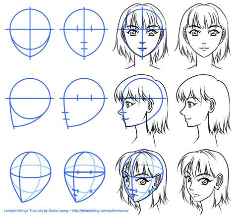 tutorial body head global lineart  drawing tutorial