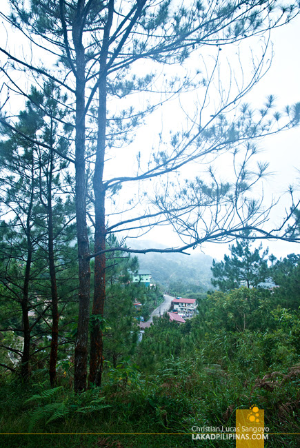 The Trail Apex at Baguio's Tam-Awan Village
