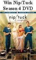 Win Nip/Tuck Season 4 DVD