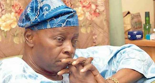 Restructure Nigeria now – Olu Falae