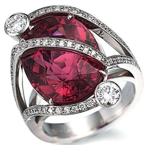 Jewel Tones: Colorful Engagement Rings BridalGuide